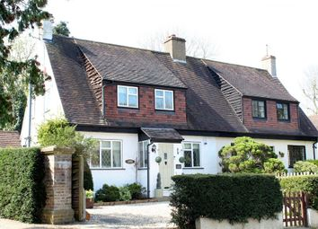 Thumbnail 3 bedroom semi-detached house for sale in High Road, Essendon, Hatfield