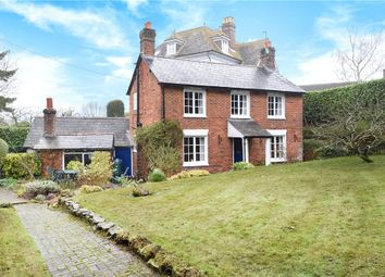 Thumbnail 3 bed detached house for sale in The Hollow, Child Okeford, Blandford Forum, Dorset