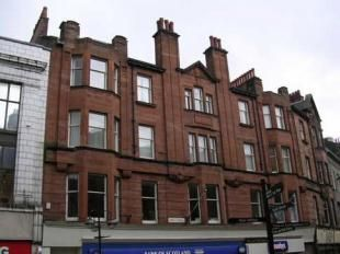 Thumbnail 1 bed flat to rent in Port Street, Stirling