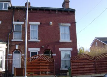 Thumbnail 5 bedroom terraced house to rent in Ebor Place, Leeds