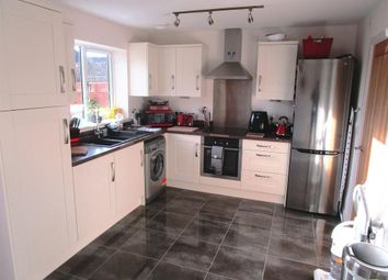 Thumbnail 3 bed end terrace house for sale in Hutton Way, Faldingworth, Market Rasen