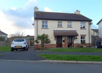 Thumbnail 3 bed semi-detached house to rent in Oak Road, Peel, Isle Of Man