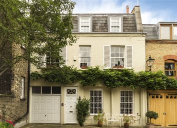 Thumbnail 4 bedroom mews house for sale in Devonshire Close, Marylebone, London