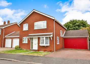 Thumbnail 4 bed detached house for sale in Buckland Rise, Norwich