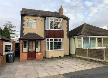 3 bed detached house for sale in West Heath Road, Northfield, Birmingham B31