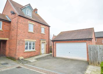 Thumbnail 4 bed property for sale in Brindle Way, Norton, Malton