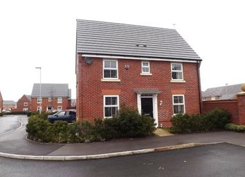 Thumbnail 3 bed detached house for sale in Rose Creek Gardens, Great Sankey, Warrington, Cheshire