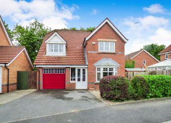 Thumbnail 4 bed detached house for sale in Haswell Gardens, North Shields