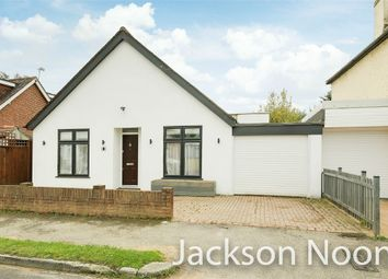 Thumbnail 4 bed detached bungalow for sale in Belfield Road, West Ewell, Epsom