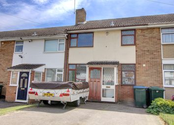 Thumbnail 3 bed terraced house for sale in Sutherland Avenue, Eastern Green, Coventry