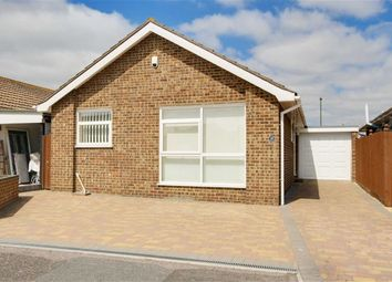 Thumbnail 2 bed detached bungalow for sale in Kimber Close, Lancing