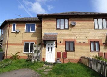 Thumbnail 2 bed terraced house for sale in Heron Close, Woodford Halse, Northants