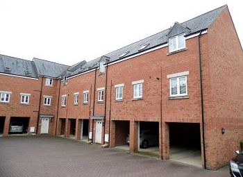 Thumbnail 2 bed flat to rent in Vinescroft, Staverton, Trowbridge, Wiltshire
