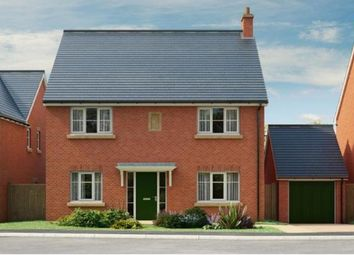 Thumbnail 4 bed detached house for sale in The Hedgerows, Off Grove Cresent, Woore