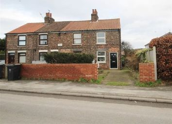 Thumbnail 2 bed terraced house to rent in West View Mount, Barlby, Selby