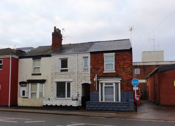 Thumbnail 2 bed terraced house for sale in Carholme Road, Lincoln