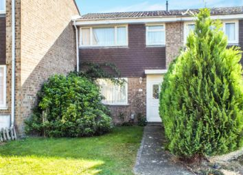 Thumbnail 3 bed terraced house for sale in Wordsworth Close, Royston