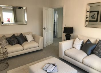 """Thumbnail 4 bedroom detached house for sale in """"The Knightsbridge"""" at Coscombe Circus, Plymouth"""