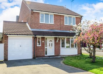 Thumbnail 4 bed detached house for sale in The Weavers, Newark