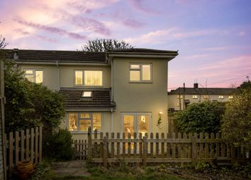 Thumbnail 3 bed semi-detached house for sale in Thorneydown Road, Winterbourne Gunner, Salisbury