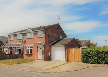 Thumbnail 3 bedroom semi-detached house to rent in Portsch Close, Carlton Colville, Lowestoft