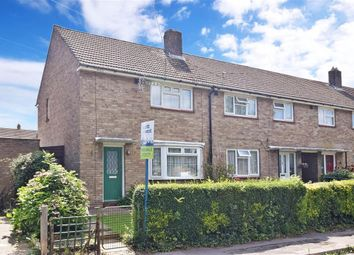 Thumbnail 2 bed end terrace house for sale in Knightwood Avenue, Havant, Hampshire