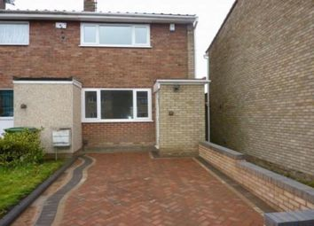 Thumbnail 3 bed terraced house to rent in Ardley Close, Dudley
