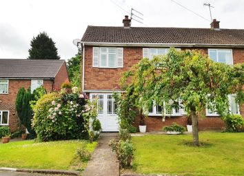 Thumbnail 2 bed semi-detached house for sale in Drake Avenue, Worcester