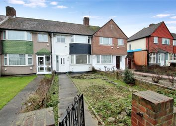 Thumbnail 3 bed terraced house for sale in East Rochester Way, Sidcup, Kent