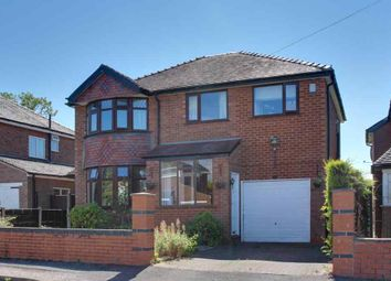 Thumbnail 5 bed detached house for sale in New Hall Avenue, Heald Green, Cheadle
