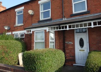 Thumbnail 3 bed terraced house to rent in Huthwaite Road, Sutton-In-Ashfield