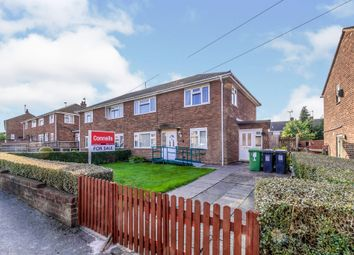 Thumbnail 2 bed maisonette for sale in Poplar Avenue, Bentley, Walsall