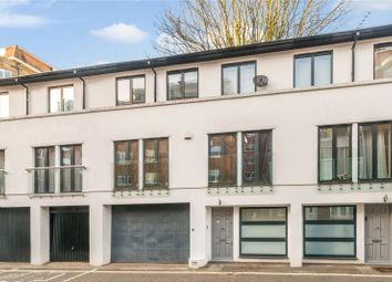 Thumbnail 3 bed mews house for sale in St. James's Terrace Mews, St John's Wood, London