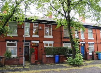 Thumbnail 2 bed end terrace house to rent in Rosford Avenue, Manchester