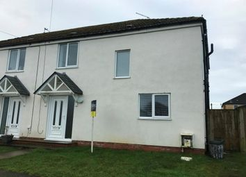 Thumbnail 3 bed semi-detached house to rent in Anson Road, St. Eval, Wadebridge