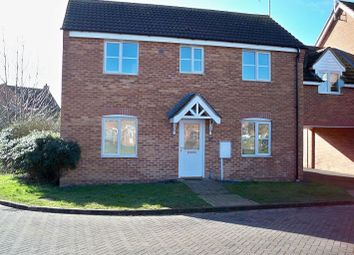 Thumbnail 3 bed link-detached house for sale in Farm House Drive, Deeping St Nicholas, Lincolnshire
