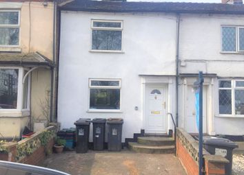 Thumbnail 2 bed terraced house to rent in Newcastle Road, Talke, Stoke-On-Trent