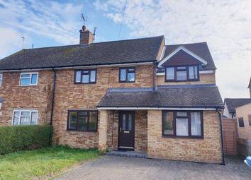 Thumbnail 4 bedroom semi-detached house for sale in Goss Avenue, Waddesdon, Buckinghamshire