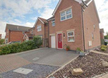 Thumbnail 3 bed detached house for sale in Captains Close, Goole