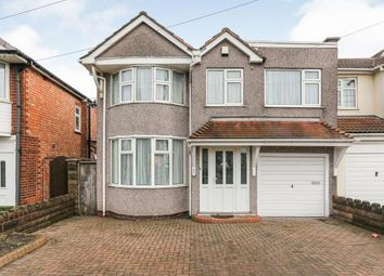 3 bed detached house for sale in Church Road, Sheldon, Birmingham, West Midlands B26