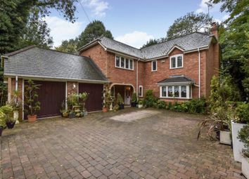 Thumbnail 5 bedroom detached house for sale in Horton, Berkshire