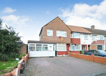 Thumbnail 3 bedroom semi-detached house for sale in Ruthven Avenue, Waltham Cross, Hertfordshire
