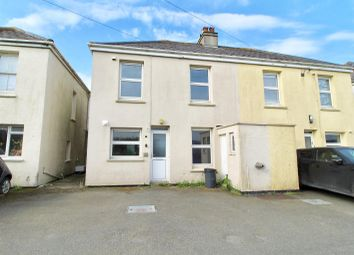 Thumbnail 2 bed semi-detached house for sale in Mounts Bay Terrace, Rinsey, Helston