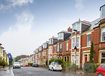 Thumbnail 4 bed maisonette for sale in Grosvenor Road, Jesmond, Newcastle Upon Tyne