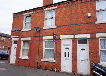 Thumbnail 2 bed terraced house for sale in St. Pauls Street, Nottingham
