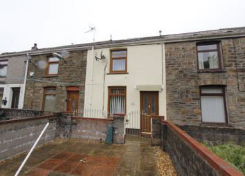 Thumbnail 2 bed terraced house for sale in Railway Terrace, Pontycymmer