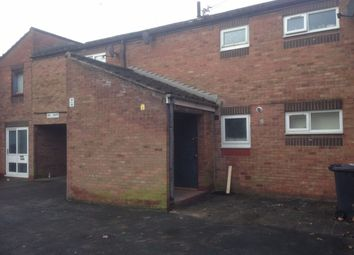 Thumbnail 1 bed flat to rent in Whitecross Road, Warrington