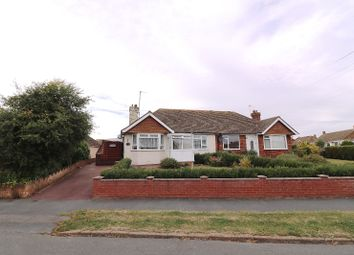 Thumbnail 2 bed bungalow for sale in Levett Road, Polegate