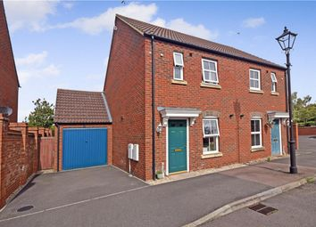 2 bed semi-detached house for sale in Brimmers Way, Aylesbury, Buckinghamshire HP19