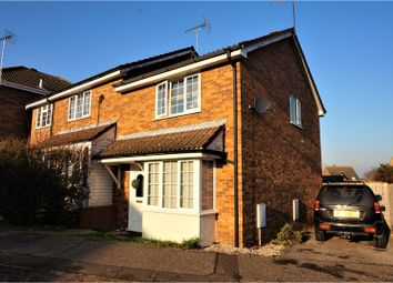 Thumbnail 3 bedroom semi-detached house for sale in Gainsborough Drive, Manningtree